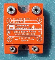 continental industries solid state relay bought out by eurotherm