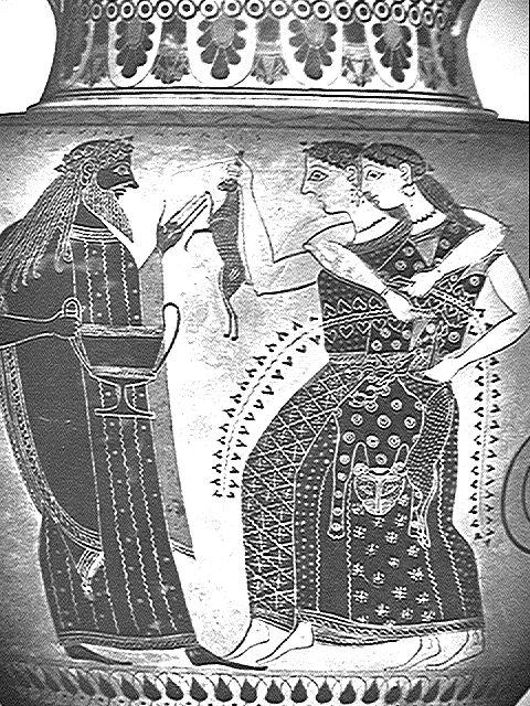 Apollo & Dionysus